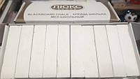 Крейда біла Люкс, 10х15х70мм 50шт картон упаковка КБ-1450
