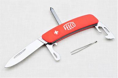 Нож Felco - SWIZA 504 (9 функций)