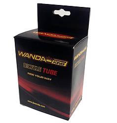 Камера велосипедная Wanda 28 x 1,75 / 2,125 AV (48 мм), с антипрокольным гелем