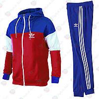 Пдростковый спортивный костюм adidas на мальчика 134р - 164р