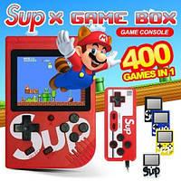 Игровая портативная ретро приставка 8bit SUP Game Box, Ретро игровая приставка (Игровая консоль)