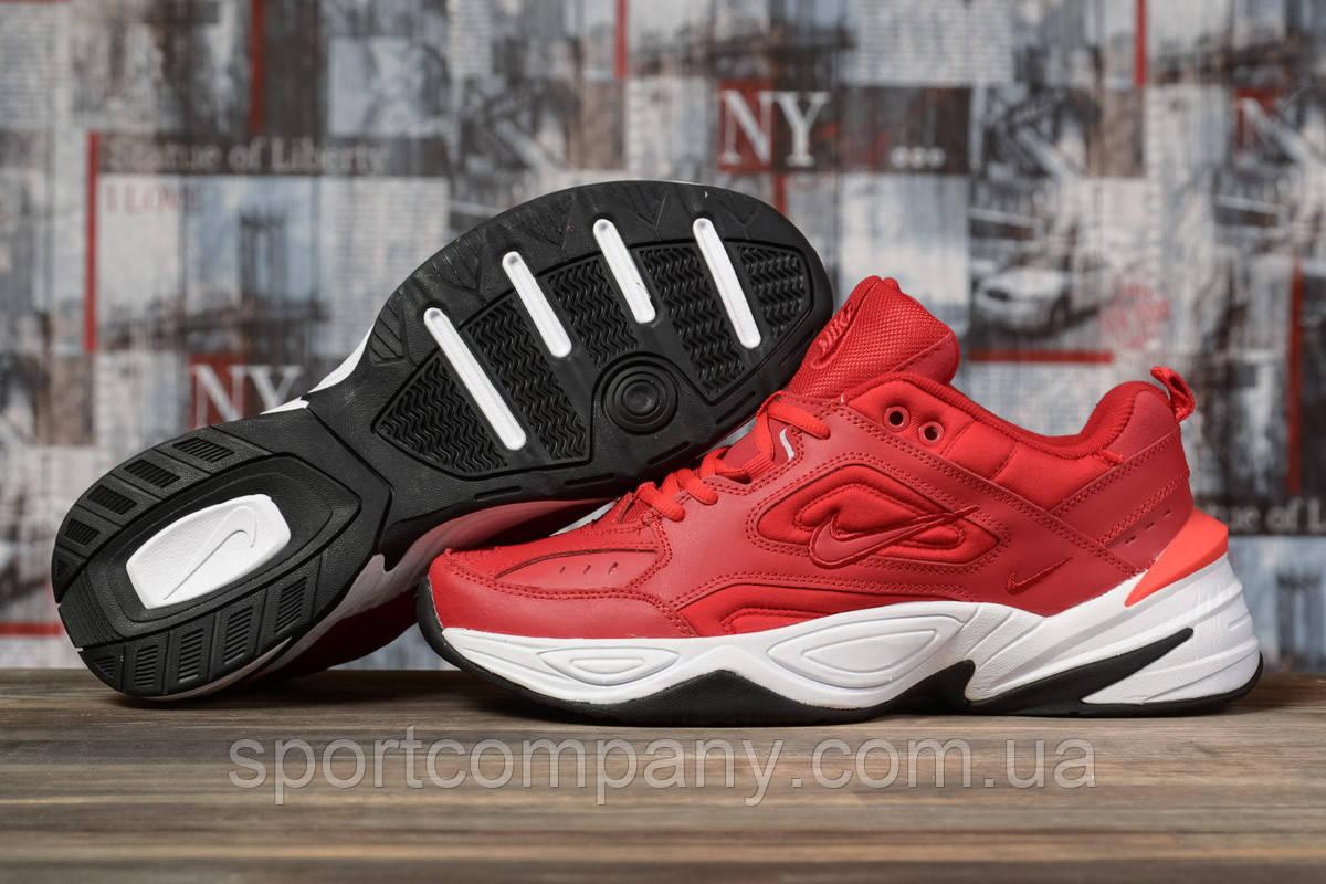 Кроссовки мужские 16952, Nike Air, красные, [ 41 42 43 44 ] р. 41-26,0см.