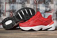 Кроссовки женские 16963, Nike Air, красные, < 37 38 39 40 41 > р. 37-23,3см.