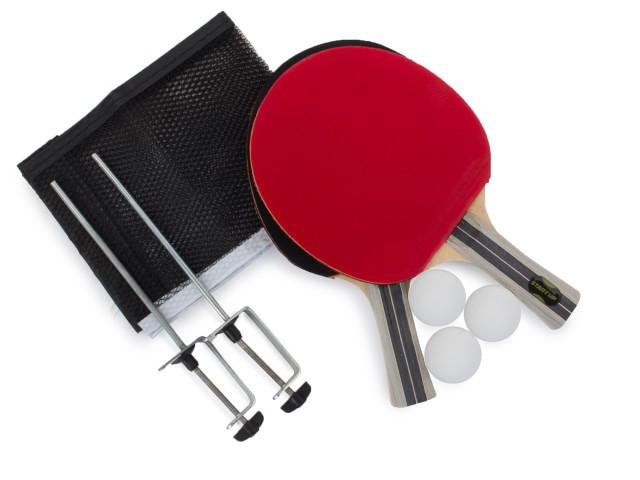 Інвентар для настільного тенісу або чим грають відомі гравці