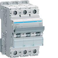Автоматичні вимикачі Hager тип C 10кА