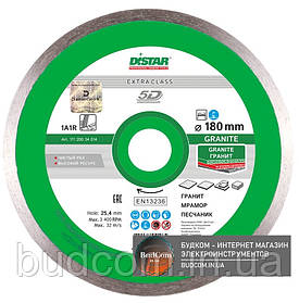 Алмазный диск Distar 1A1R 180x1,4x8,5x25,4 Granite