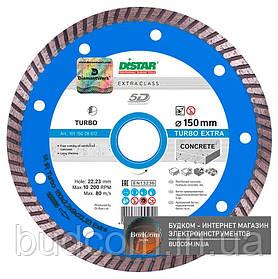 Алмазный диск Distar 1A1R Turbo 150x2,2x9x22,23 Extra