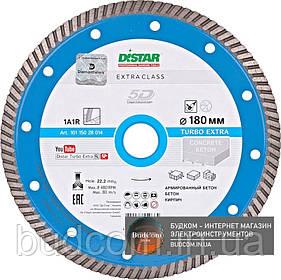 Алмазный диск Distar 1A1R Turbo 180x2,4x9x22,23 Extr
