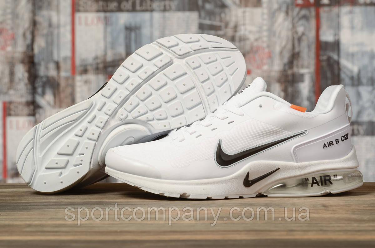 Кроссовки мужские 16812, Nike Air Presto, белые, [ 44 ] р. 44-28,3см.