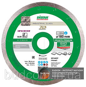 Алмазный диск Distar 1A1R 180x1,6x8,5x25,4 Granite Premium