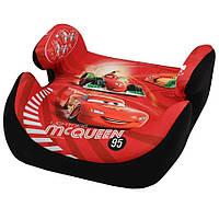 Детское автокресло бустер 15-36 кг DISNEY CARS Дисней для детей