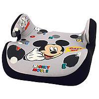 Детское автокресло бустер 15-36 кг Микки Маус для детей