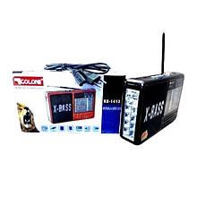 Радио Golon RX-1413, радиоприемник с фонариком