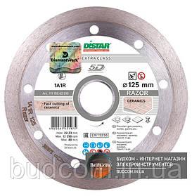 Алмазный диск Distar 1A1R 125x1,6x10x22,23 Razor