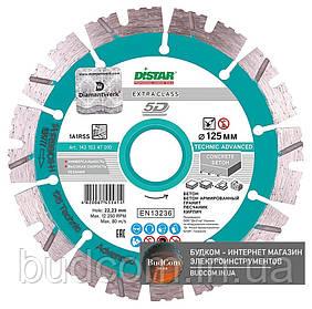 Алмазный диск Distar 1A1RSS/C3-H 125x2,2/1,4x11x22,23-10 Technic Advanced