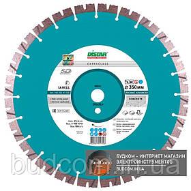 Алмазный диск Distar 1A1RSS/C3-H 350x3,5/2,5x15x25,4-(11,5)-24 Technic Advanced