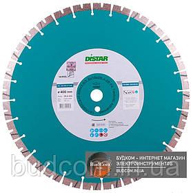 Алмазный диск Distar 1A1RSS/C3-H 400x3,5/2,5x15x25,4-(11,5)-28 Technic Advanced