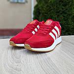 Женские кроссовки Adidas INIKI (красные) 20068, фото 3