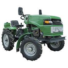 Трактор ДТЗ 160+фреза