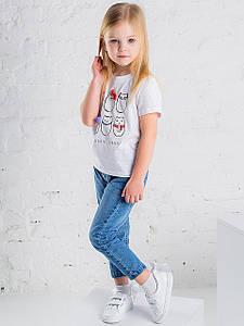 Детская футболка с котиками 10029