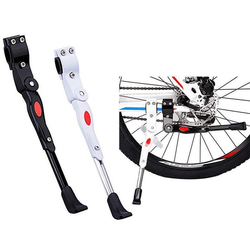 Вело подножка регулируемая универсальная на перо, ножка для велосипеда