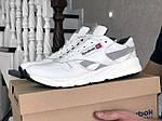 Мужские кроссовки Reebok (белые) 9239, фото 4