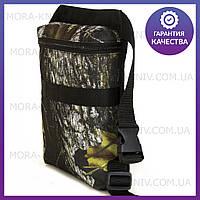 Сумка на коп. поясная сумка для находок, сумка для находок (2020-forest)