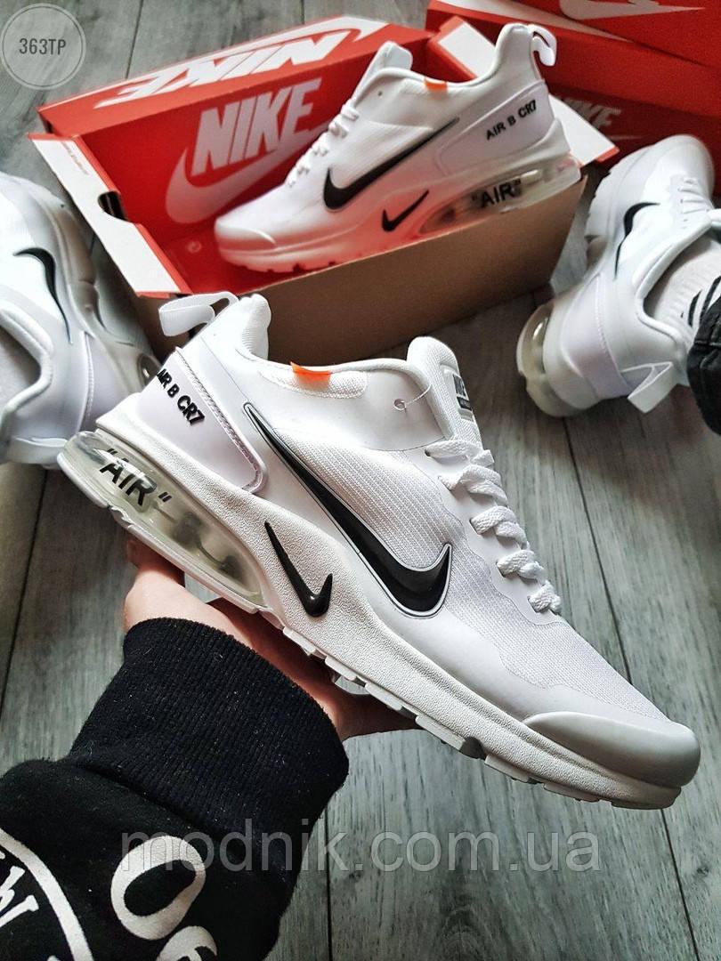 Мужские кроссовки Nike Air Presto CR7 (белые) 363TP
