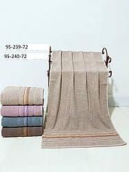 Банное полотенце. Состав: хлопок размер 70*140 кол-во 72