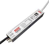 Блок питания 24в 30Вт JLV-24030KA герметичный IP67 JINBO 12824о