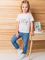Детская футболка с милым рисунком 10028, фото 1