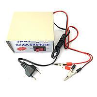 Зарядное устройство импульсное 5А на 6-12 вольт.