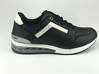 Кросівки жіночі чорні LaVento