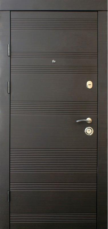 Входная металлическая дверь Статус