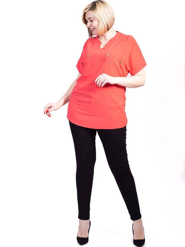 Платье size + с оригинальными карманами 2713, фото 2