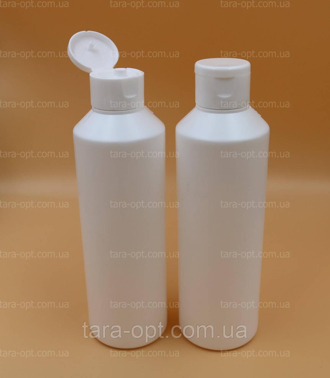 Бутылка 250 мл для антисептиков флип-топ