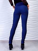Стильные брюки с принтом. Арт.2499, фото 1