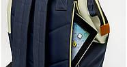 Сумка - рюкзак для мамы Красно - белый ViViSECRET, фото 8