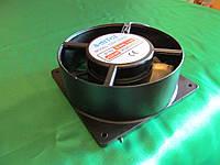 Вентилятор 220 вольт 120*120 мм. с горловиной, фото 1