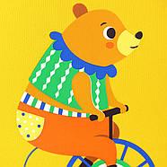 Рюкзак Цирковой медведь Tochang, фото 2