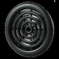 Вентиляционная решетка МВ 51 бв (черный), фото 1