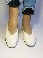 Molka. Женские туфли -балетки из натуральной кожи Размер 36,37,38,39,40.Vellena, фото 2