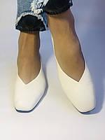 Molka. Женские туфли -балетки из натуральной кожи Размер 36,37,38,39,40.Vellena, фото 3