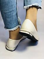 Molka. Женские туфли -балетки из натуральной кожи Размер 36,37,38,39,40.Vellena, фото 8