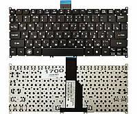 Клавиатура для Acer Aspire S3-391 S3-951 S5-391 V5-121 V5-131 One 756 TravelMate B113 B115 черная (9Z.N7WSC.10R)