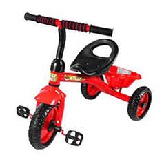 """Велосипед детский трёхколесный """"Trike"""" красный T-315"""