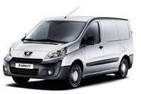 Реснички на фары Peugeot Expert (2007+)