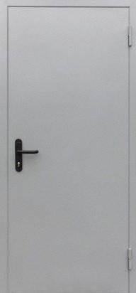 Входная металлическая дверь EI-30 противопожарная