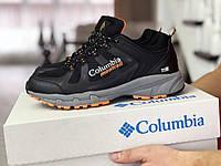 Мужские кроссовки Columbia Montrail, черные с серым 44