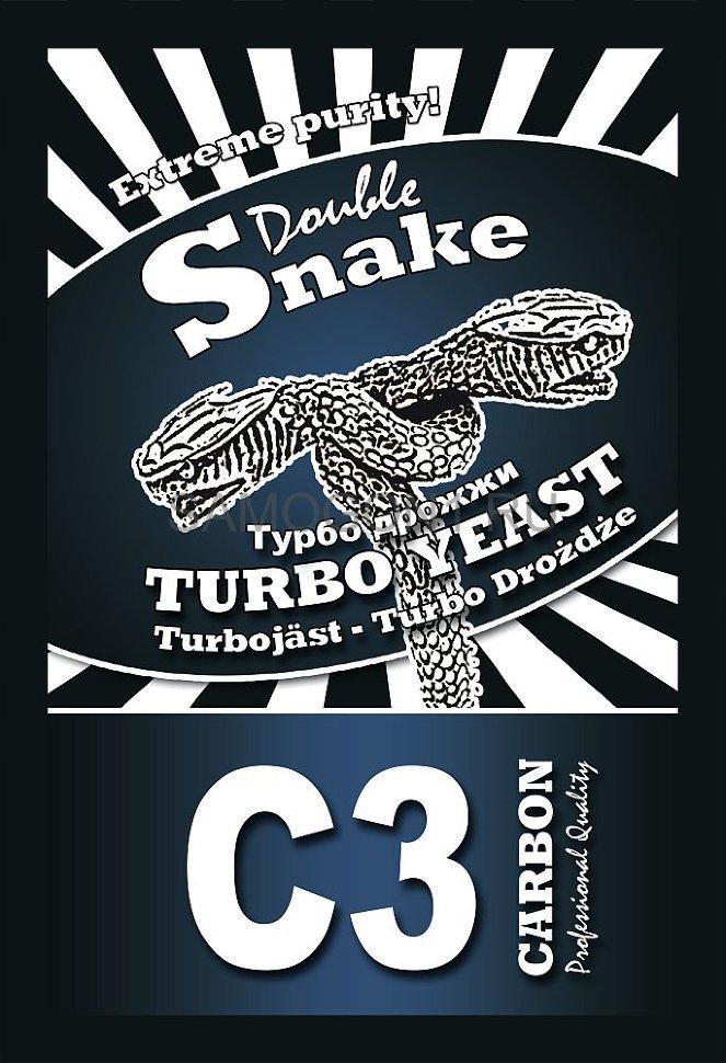 Дрожжи DoubleSnake C3 Carbon